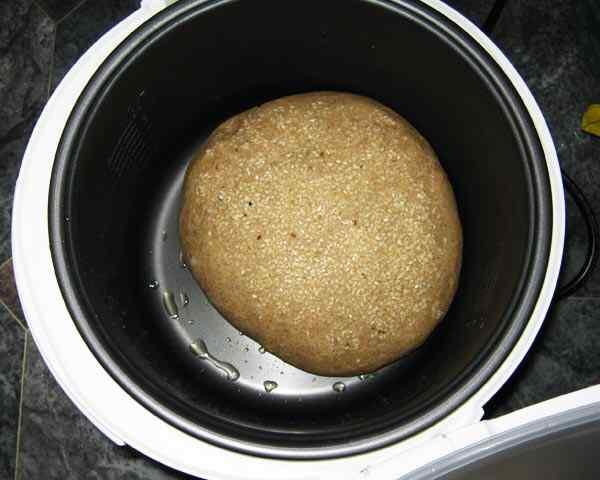 испечь хлеб в мультиварке рецепт с