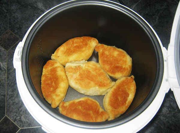 Приготовить пироги в мультиваркеы