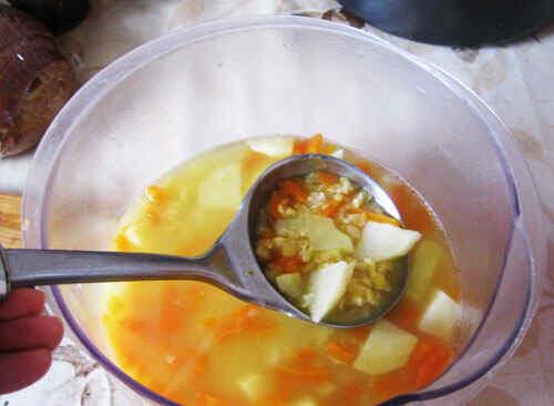 рецепт гороховый суп в мультиварке редмонд rmc-m20 видео