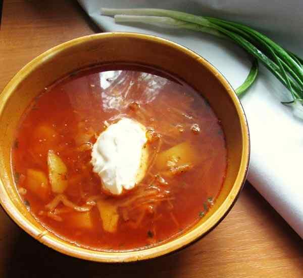 суп с фасолью и рыбой рецепт