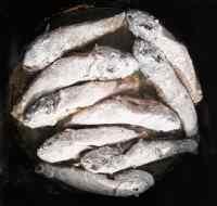 Жареная рыбы в мультиварке