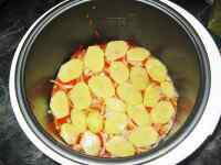 Запеканка в мультиварке с картошкой и фаршем