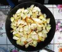 Картошка тушеная в мультиварке