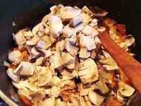 Как приготовить гречку с грибами в мультиварке