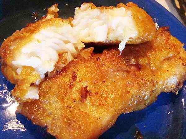 Рыба в кляре в мультиварке пошаговый рецепт