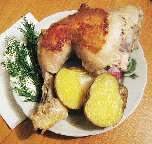курица с сладким перцем в мультиварке рецепты