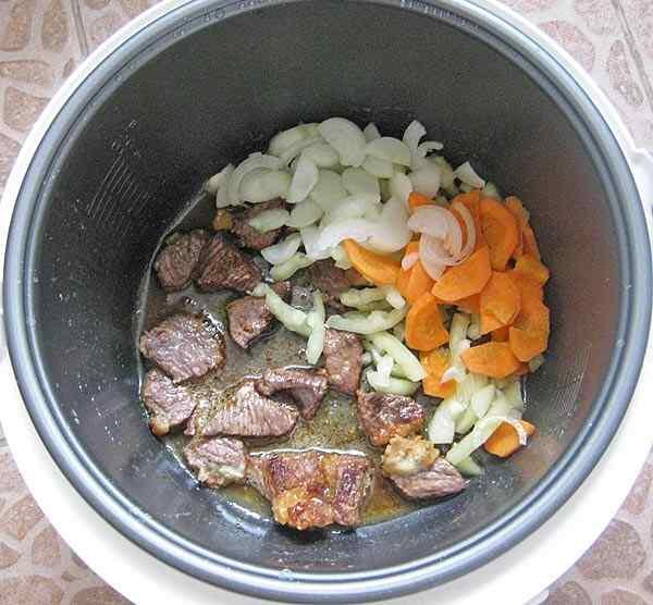 телятина в черносливе рецепт в мультиварке