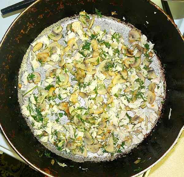Курник тесто рецепт приготовления