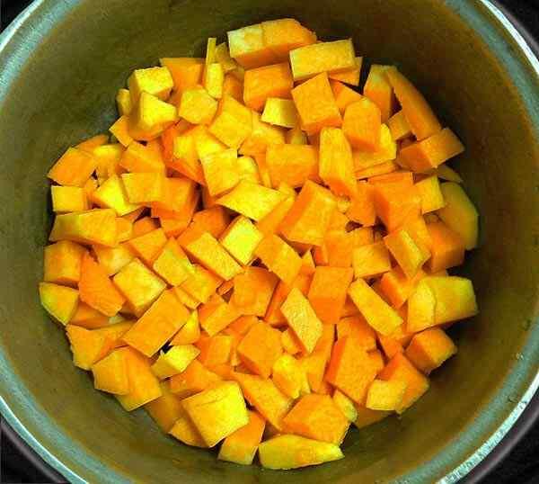 блюда из тыквы рецепты приготовления в мультиварке