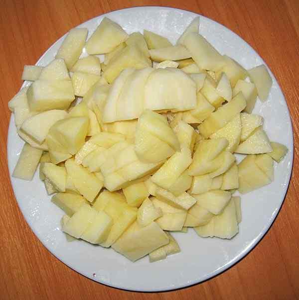 Рецепты картошки в мультиварке