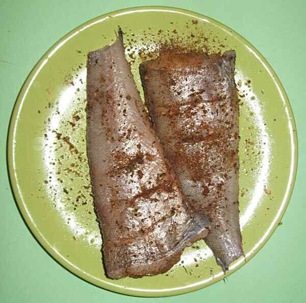 рецепты из рыбы в мультиварке редмонд