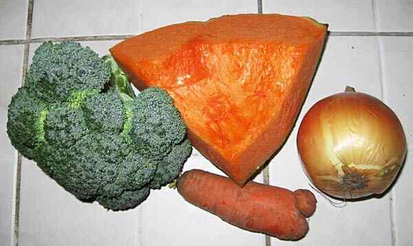 Овощная запеканка в мультиварке
