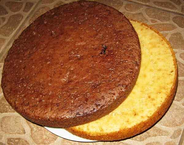 Торт Панчо в мультиварке