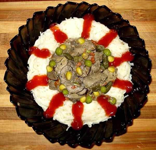 Рецепт приготовления печени в мультиварке