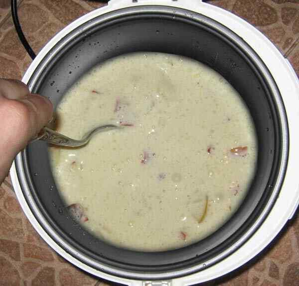 Рисовый пудинг рецепт в мультиварке