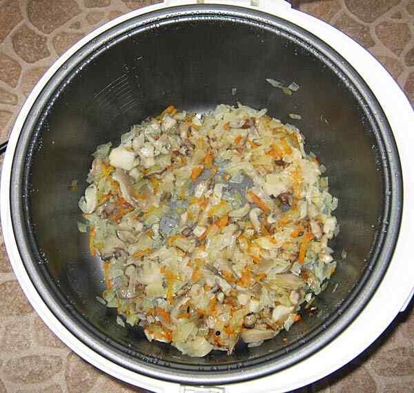 Рецепты картошки для мультиварки поларис рецепты с