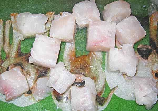 Как приготовить пангасиус в фольге