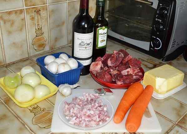 Блюда из говядины в мультиварке