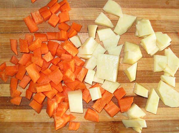 Рецепт блюд в силиконовых формах фото