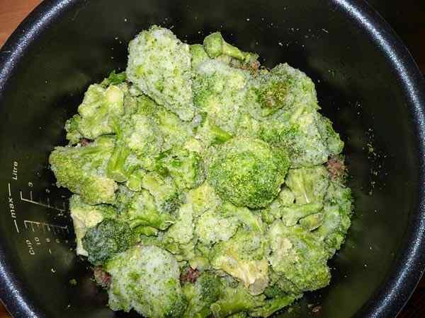 Как приготовить брокколи в мультиварке