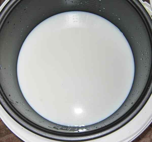 Молочная лапша в мультиварке
