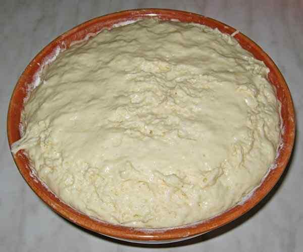 Пирог с картошкой в мультиварке