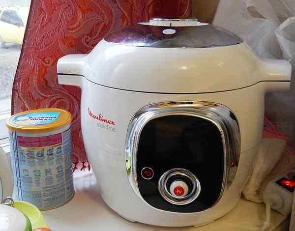 Мультиварка Moulinex Cook4Me отзывы