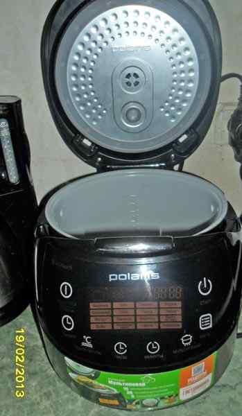 Мультиварка Polaris PMC 0517AD отзывы