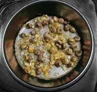 капуста тушеная с грибами в мультиварке