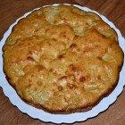 Пирог на кефире в мультиварке