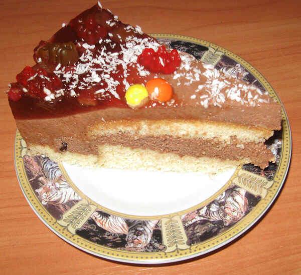 Как приготовить в мультиварке торт