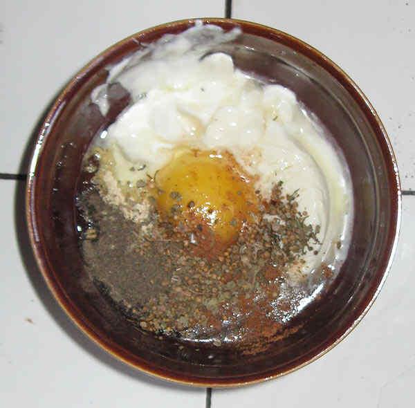Шаг 5: готовим соус