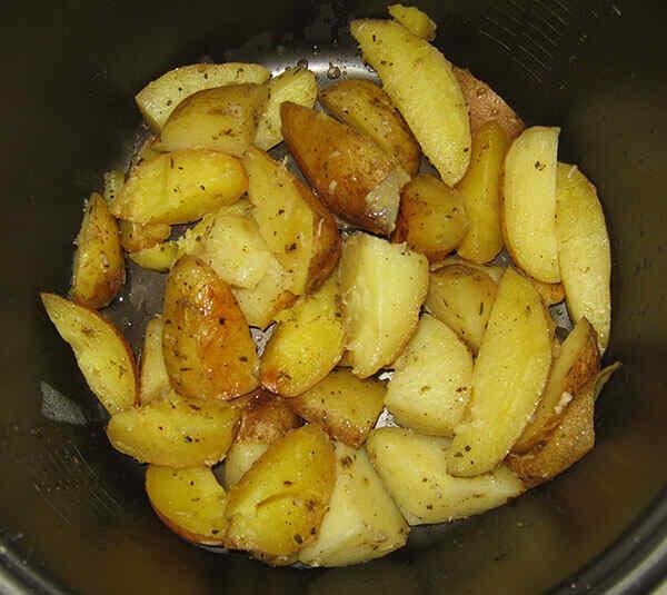 рецепты для мультиварки филипс картошка тушеная с