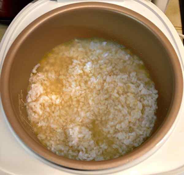 Каша в мультиварке рисовая без молока