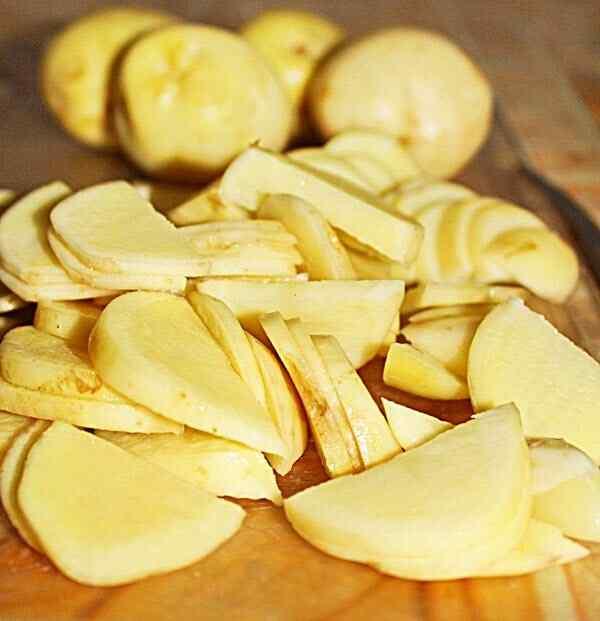 Как резать картошку для жарки