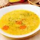 Еврейский куриный суп с вермишелью в мультиварке