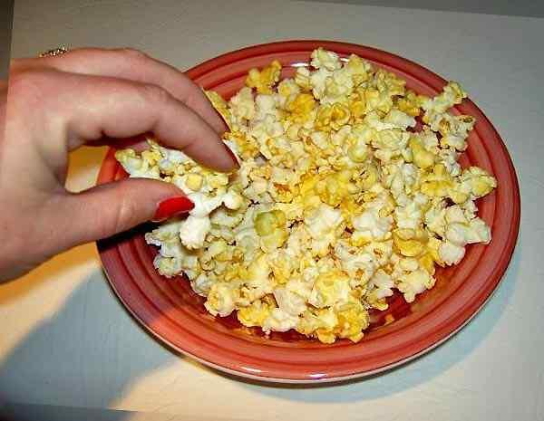 Как сделать попкорн в мультиварке