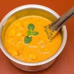 Суп пюре из тыквы в мультиварке
