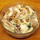 Рецепт салата с говяжьим языком