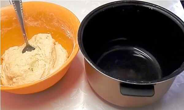Ставим тесто на расстойку