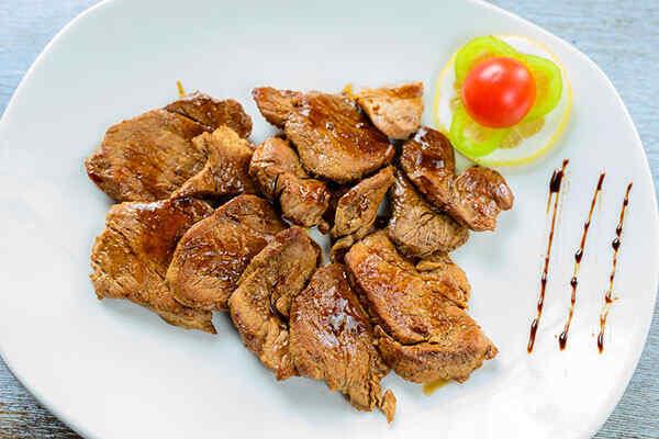 Блюда в мультиварке из свинины