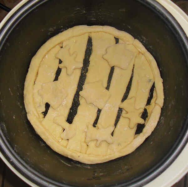 рецепт макового пирога в мультиварке