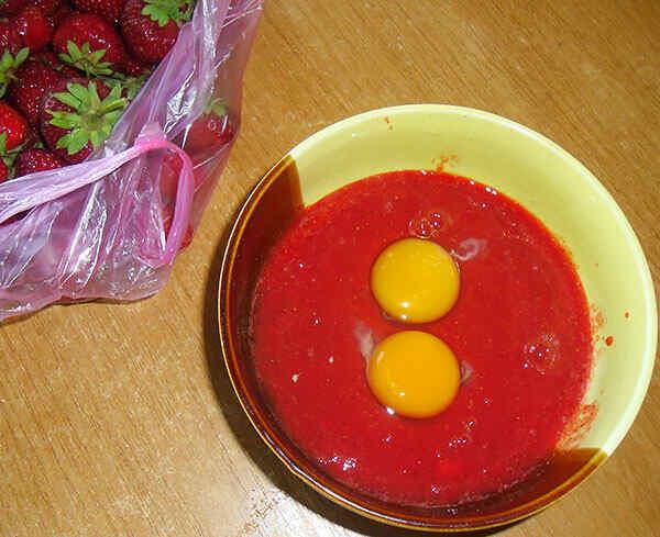 Бисквит в мультиварке из 2 яиц