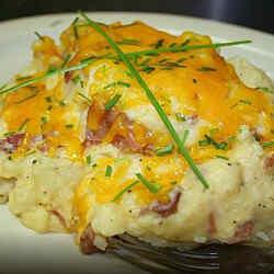 Картошка по деревенски рецепт