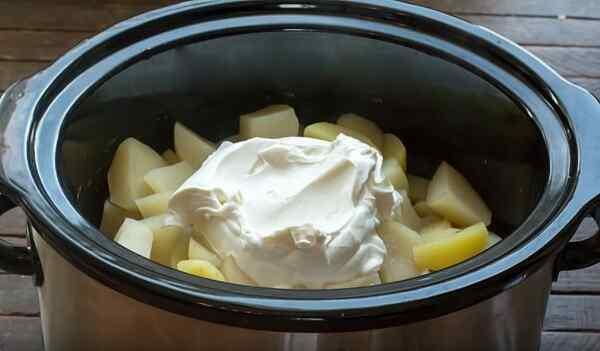 Как приготовить картофельное пюре без молока