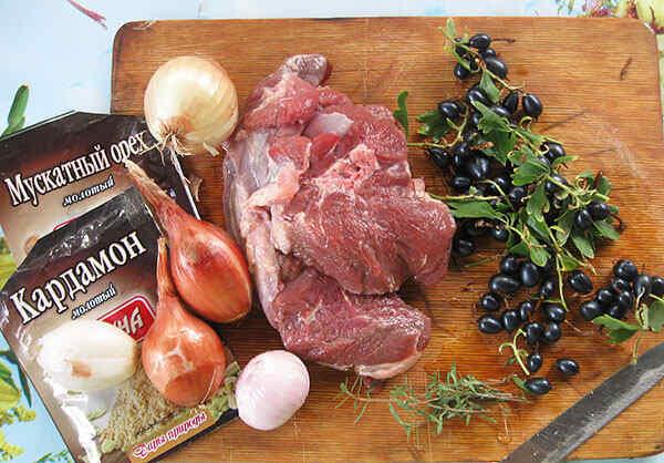 Рецепт приготовления баранины в мультиварке