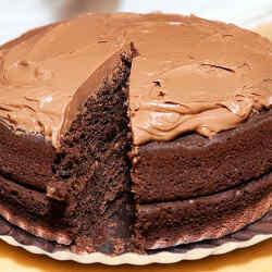 Торт в мультиварке Редмонд