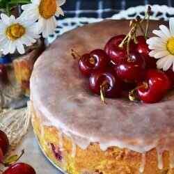 Рецепт пирога с ягодами в мультиварке