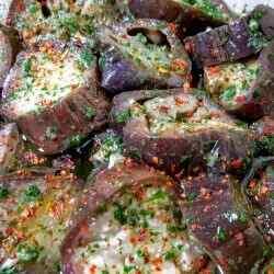 Баклажаны по корейски самый вкусный рецепт быстрого приготовления