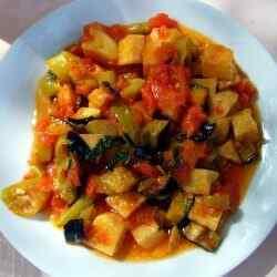 Икра из баклажанов жареная на сковороде рецепт